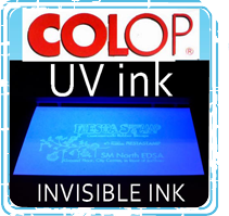 COLOP ULTRAVIOLET (UV) Ink