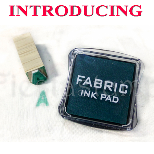 Fabric Ink Stamp