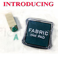 Fabric Ink Pads